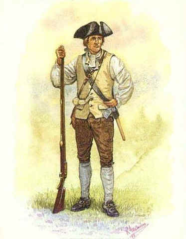 Militia Revolutionary War