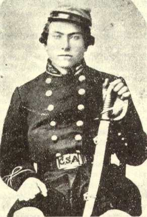 Patrick Griffin, 10th Tennessee Infantry