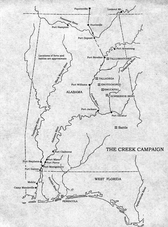 The Creek Campaign